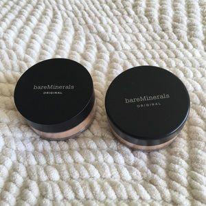 New! BareMinerals Powder Foundation Medium Beige